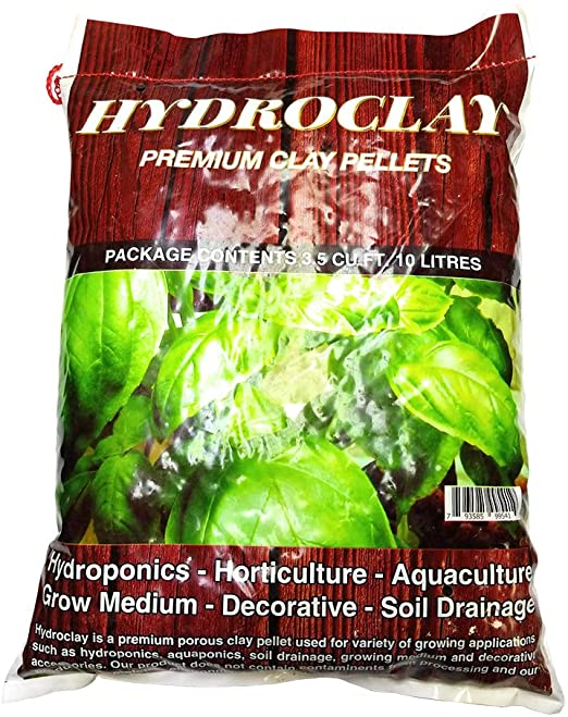 Hydroclay - Clay Pellets (10L)