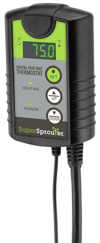 Super Sprouter - Heat Mat Thermostat