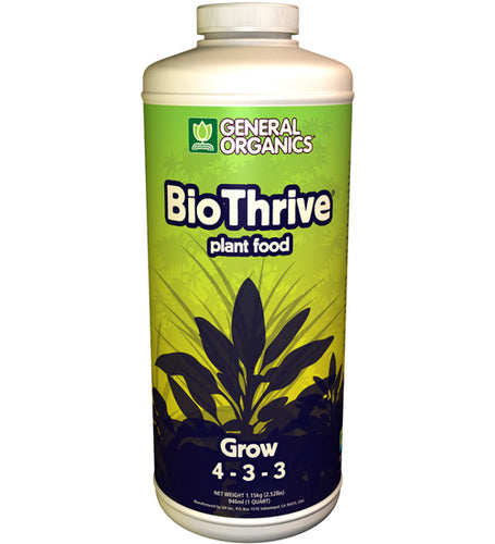 General Organics - BioThrive Grow (946ml)