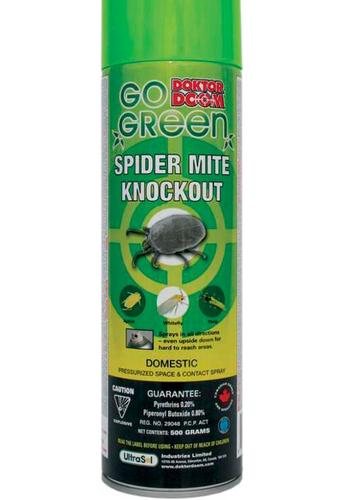 Doktor Doom - Spider Mite Knockout (515g)