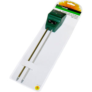 3-In-1 Plant Meter (Light/Moisture/pH) Holland Green House