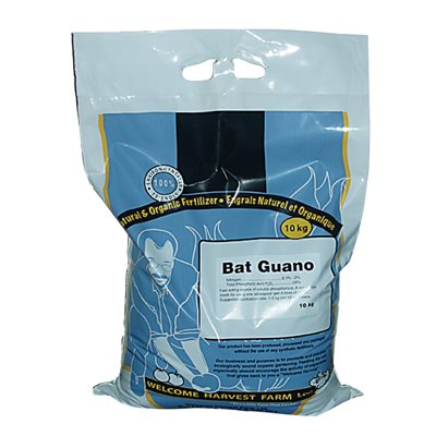 WHF Fossilized Bat Guano (2kg)