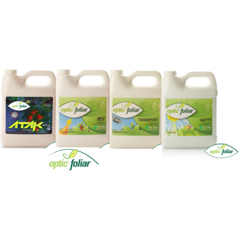 Optic Foliar - Foliar Spray Kit (250ml)