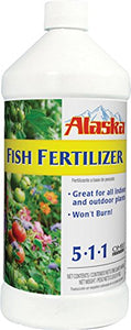 Alaska Fish Fertilizer 946 ml