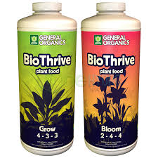 General Organics - Biothrive Bloom (946ml)