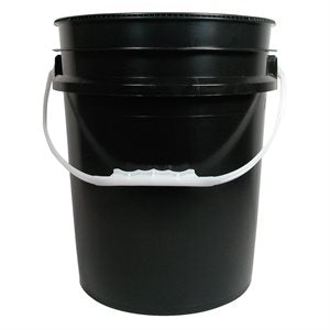 Black Pail Bucket 20L