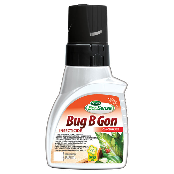 Bug B Gon - Insecticide Concentrate (500ml)