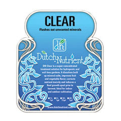 Dutch Nutrient - Clear 1L