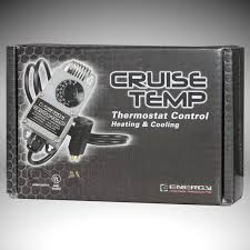 Cruise Temp - Thermostat Control