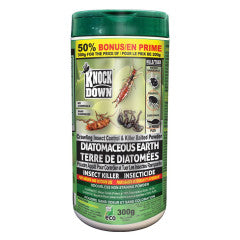 CRAWLING INSECT- PREMIUM DIATOMACEOUS EARTH 300G