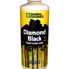 General Organics - Diamond Black (1Quart)