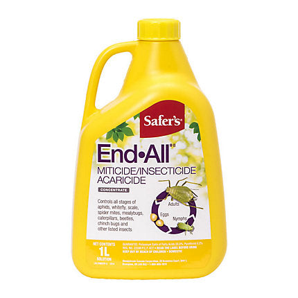 Safers - End All Concentrate (500ml)