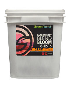 Green Planet - Backcountry Blend - Bloom (100g)