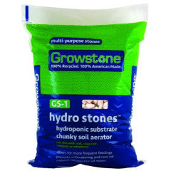 Growstones Hydro Substrate 3/8 x 3/4''