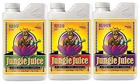 Jungle Juice Bloom Part A 1L