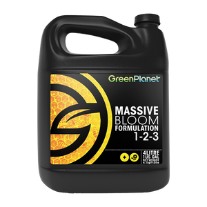 Green Planet - Massive Bloom 1-2-3 (1L)