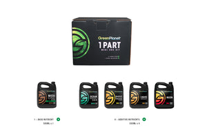 Green Planet - 1 Part Medi One Kit