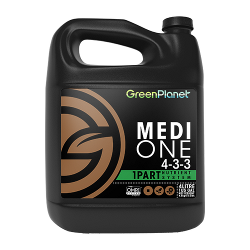 Green Planet - Medi One 4-3-3 (1L)