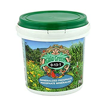 Gaia Green - Mineralized Phosphate (2Kg)