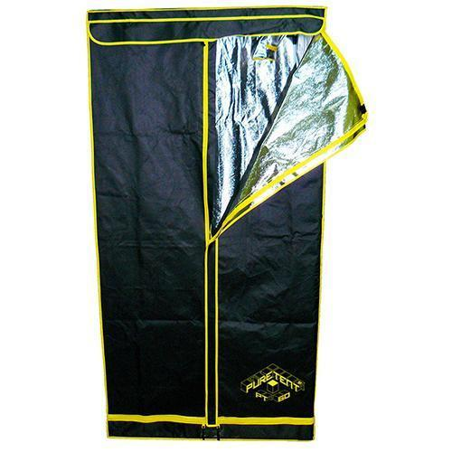 Pure Tent - Tent 100 (3.2 x 3.2 x 6.3 ft.)