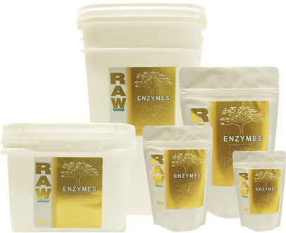 RAW - Enzymes (2Oz)