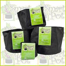 Pot Pots - Fabric Pots w/ Handle (10Gal)