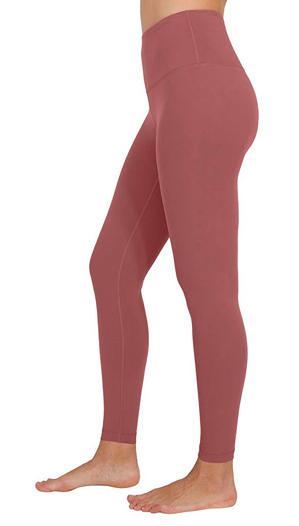 High Waist Power Flex Leggings - 7/8 Tummy Control Yoga Pants