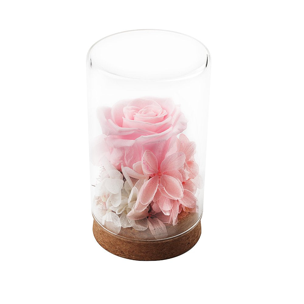Handmade Preserved Flower Rose,Never Withered Roses,Upscale Immortal Flowers, Life Flowers for Love Ones