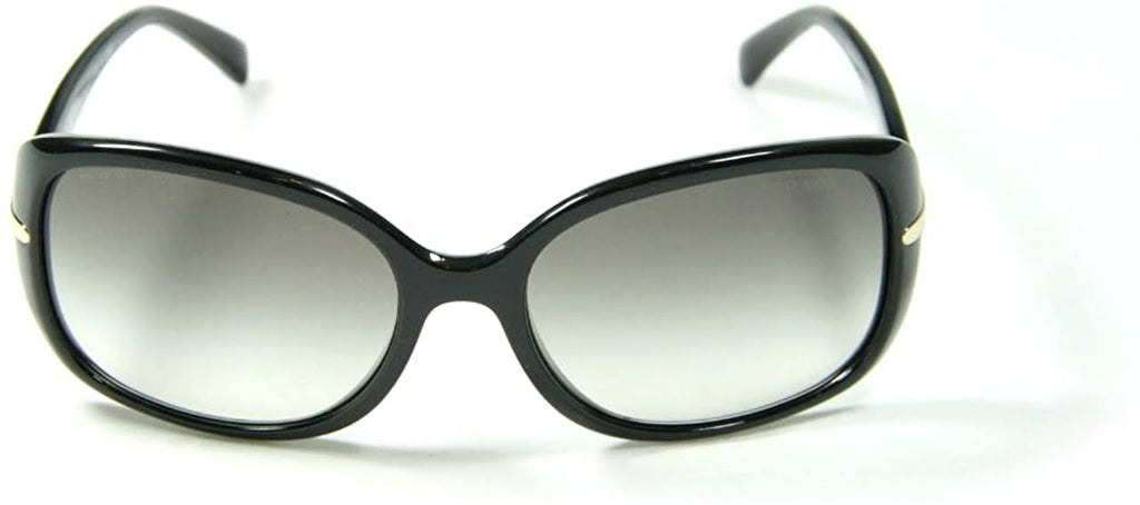 Prada Sunglasses - Frame: Black Lens: Gray Gradient