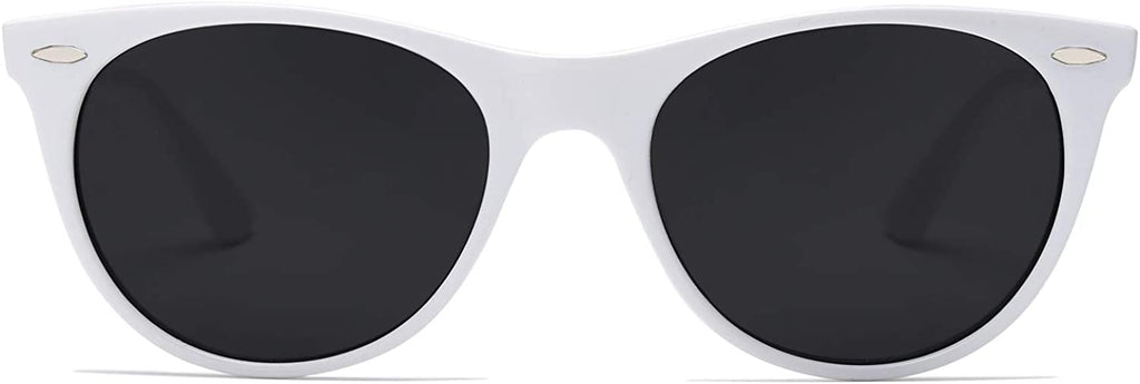 Classic Retro Polarized Sunglasses Small Vintage UV400 Glasses