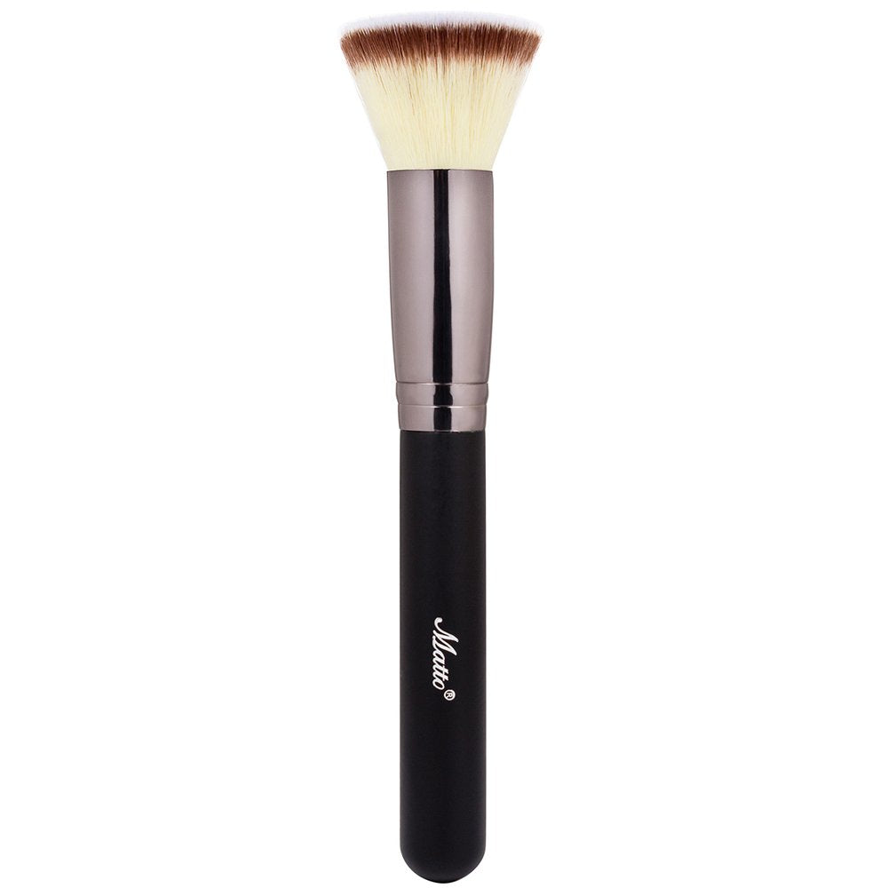 Makeup Brush for Large Coverage Mineral Powder Foundation Blending Buffing 1 Piece