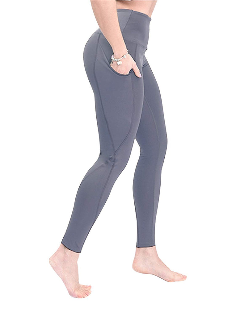 Pocket for Women High Waisted Workout Leggings