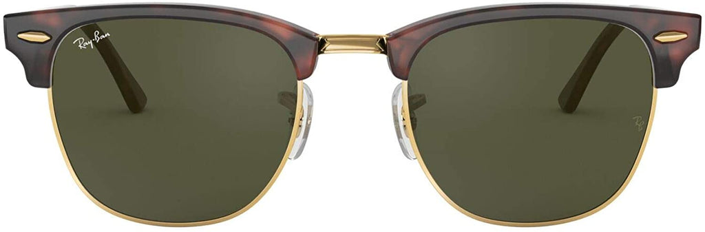 unisex-adult Clubmaster Square Sunglasses Square Sunglasses