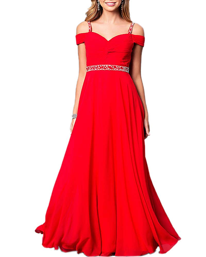 New Lace Long Chiffon Formal Evening Bridesmaid Dresses Maxi Party Ball Prom Gown Dress Plus Size