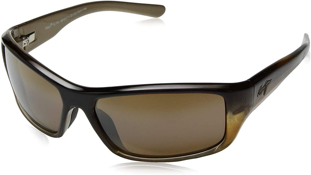 Sunglasses | Barrier Reef 792 | Wrap Frame, Polarized Lenses, with Patented PolarizedPlus2 Lens Technology