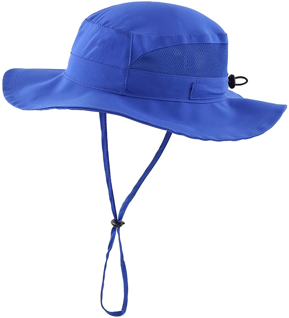 Toddler Kids UPF 50+ Bucket Sun Hat Wide Brim UV Sun Protection Hat