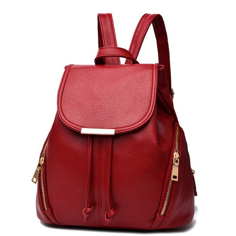 Women Backpack Purse Fashion Leather Backpack For Women Casual Rucksack