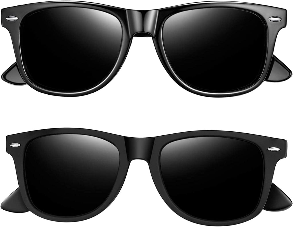 Unisex Polarized Sunglasses Classic Men Retro UV400 Brand Designer Sun Glasses