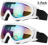 Ski Goggles, Snowboard Goggles for Men Women & Youth, Kids, Boys & Girls, Snow Goggle Winter Skiing Sport Goggles