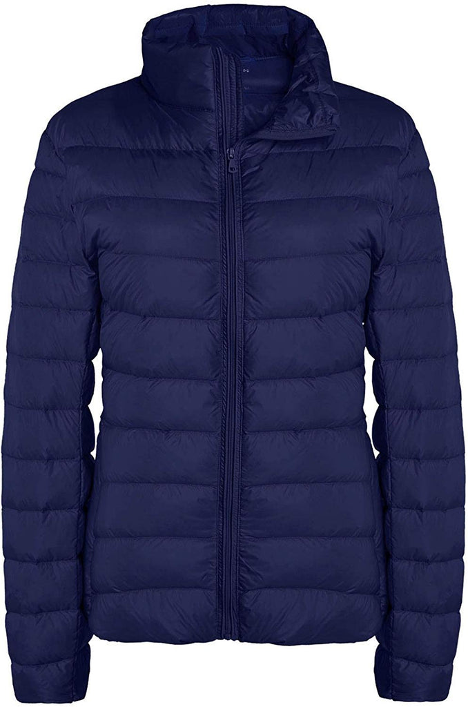 Women's Lightweight Packable Down Jacket Outwear Puffer Down Coats