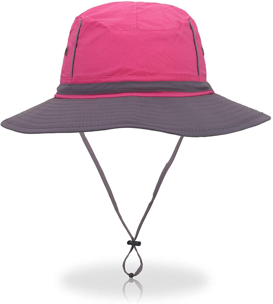 Outdoor Sun Hat Quick-Dry Breathable Mesh Hat Camping Cap