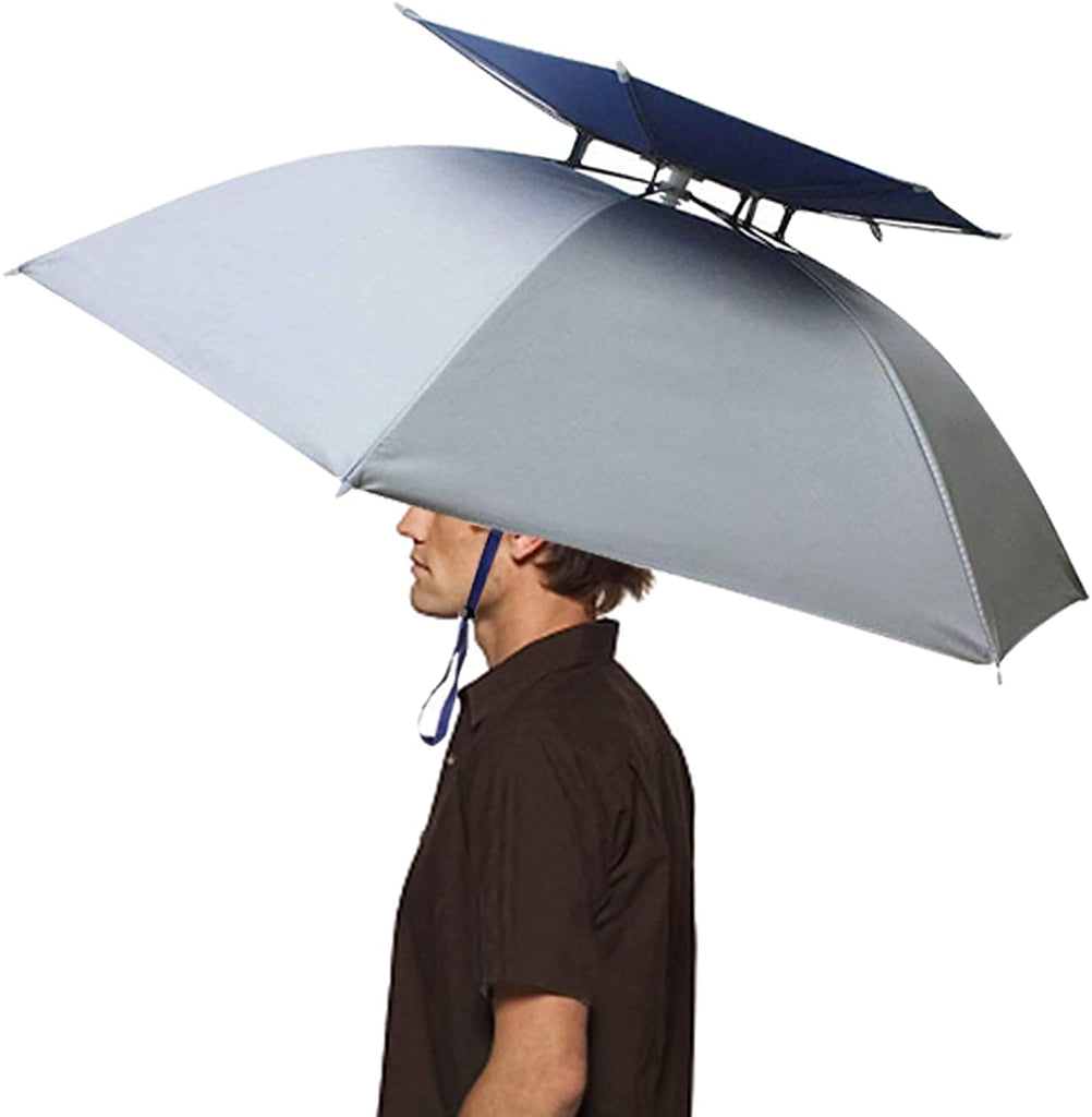 Tail UV Umbrella Hat