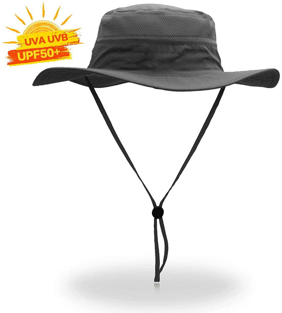 Sun Hats for Men Women Fishing Hat UPF 50+ Breathable Wide Brim Hat