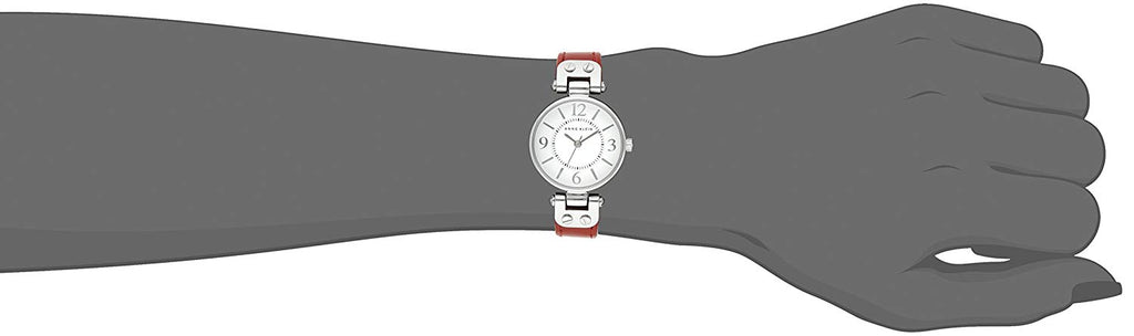 Women's 10/9442 Leather Strap Watch