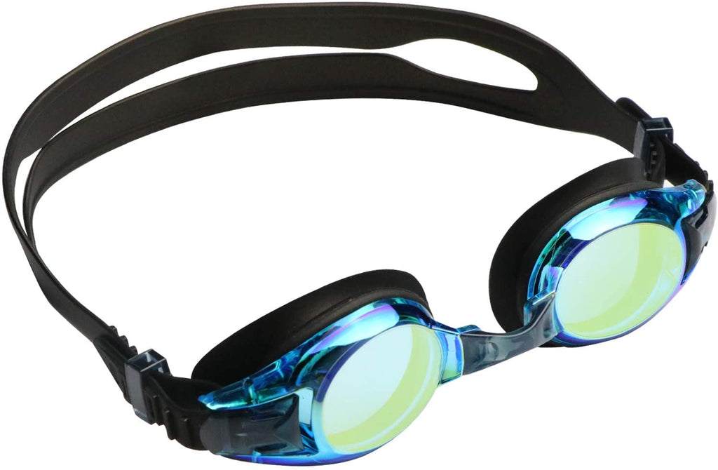 Kids Goggles, Swim Goggles for Kids Age 4-16 Little Boys and Girls Youth Swim Goggle, Clear Vision
