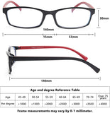 Blue Light Blocking Reading Glasses,Readers Eyeglasses Anti Glare Eyestrain Lightweight for Men Women