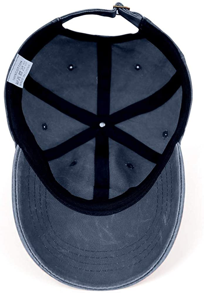 Corporation Snapback Baseball Denim Cap Fitted Caps Curved Hats
