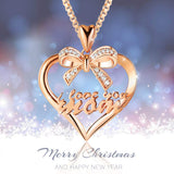 Christmas Mom Birthday Gifts,  Fashion Jewelry for Women