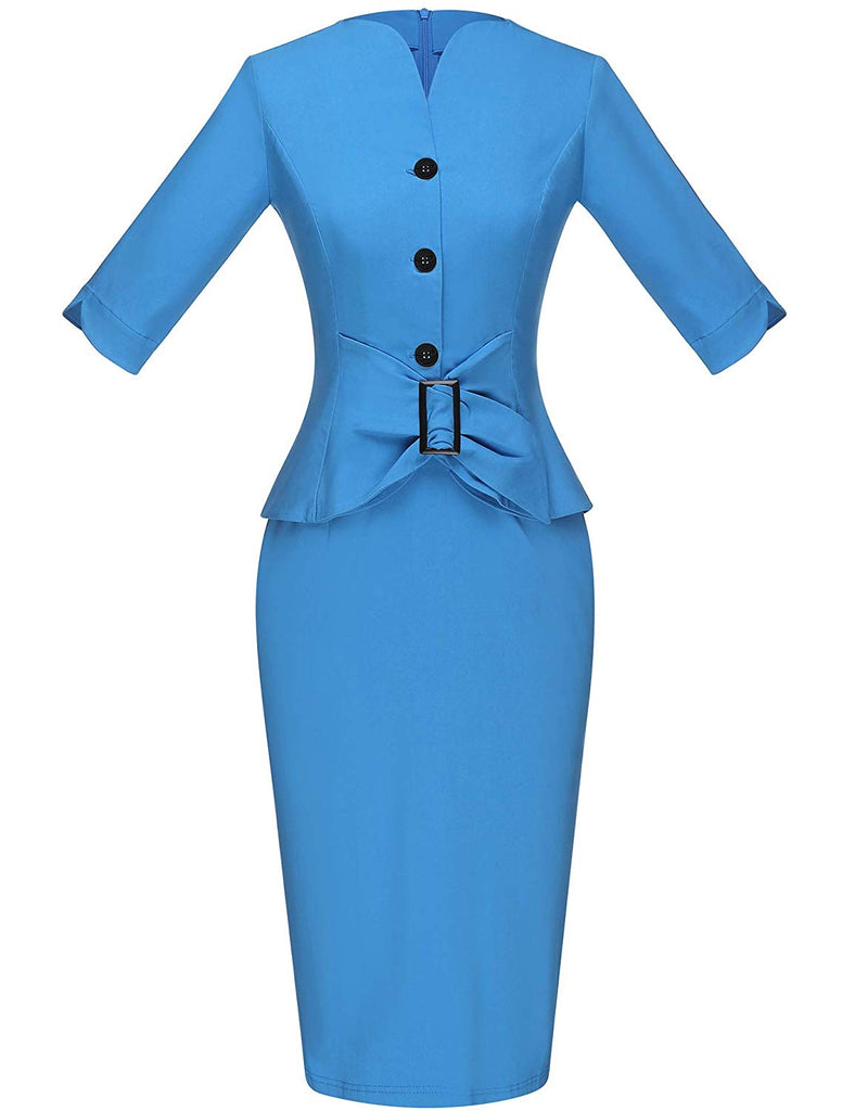 Women's Vintage 1950s Retro Rockabilly Prom Dresses