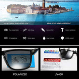 Vintage Polarized Sunglasses for Men and Women Driving Sun glasses 100% UV Protection
